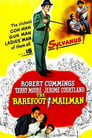 Poster for The Barefoot Mailman