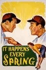 Poster for It  Happens Every Spring