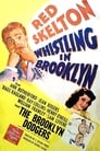 Poster for Whistling in Brooklyn
