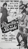 Poster for Priorities on Parade