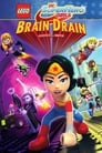 Poster for LEGO DC Super Hero Girls: Brain Drain