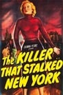 Poster for The Killer That Stalked New York
