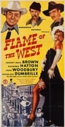 Poster for Flame of the West