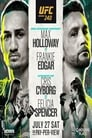 UFC 240: Holloway vs. Edgar (2019)