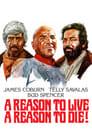Poster for Una ragione per vivere e una per morire