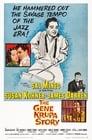 Poster for The Gene Krupa Story