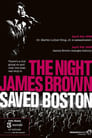 Poster for The Night James Brown Saved Boston