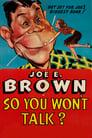 So You Won't Talk (1940) Movie Reviews