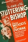 Poster for The Case of the Stuttering Bishop
