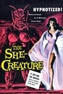 Poster for The She-Creature