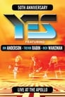 Yes featuring Jon Anderson, Trevor Rabin, Rick Wakeman: Live At The Apollo