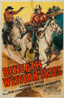 Poster for Beneath Western Skies