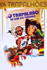 Poster for O Trapalhão na Ilha do Tesouro