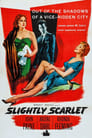 Poster for Slightly Scarlet