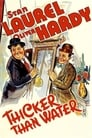 Thicker Than Water (1935)