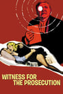 Poster van Witness for the Prosecution