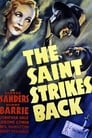 Poster for The Saint Strikes Back