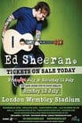 Ed Sheeran – Live At Wembley Stadium