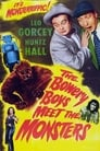 Poster for The Bowery Boys Meet the Monsters