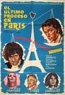 Poster for El último proceso en París