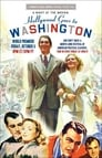 Poster for A Night at the Movies: Hollywood Goes to Washington