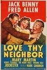 Love Thy Neighbor (1940)