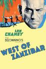 Poster for West of Zanzibar