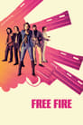 Official movie poster for Free Fire (2010)