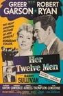 Her Twelve Men (1954) Movie Reviews