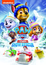 Poster for Paw Patrol: The Great Snow Rescue