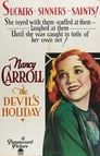 Poster for The Devil's Holiday