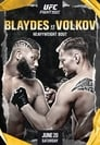UFC on ESPN 11: Blaydes vs Volkov (2020)