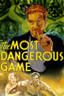 Poster for The Most Dangerous Game