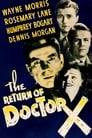 The Return of Doctor X (1939) Movie Reviews