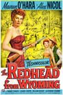 Poster for The Redhead from Wyoming
