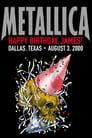 مترجم أونلاين و تحميل Metallica: Live in Dallas, Texas – August 3, 2000 2020 مشاهدة فيلم