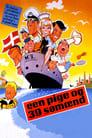 Poster for Een pige og 39 sømænd
