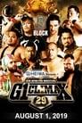 NJPW G1 Climax 29: Day 12 (2019)