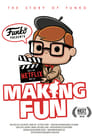 Poster for Making Fun: The Story of Funko