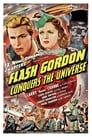 Poster for Flash Gordon Conquers the Universe