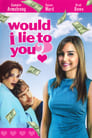 Poster van Would I Lie to You?