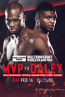 Poster for Bellator 216: MVP vs Daley