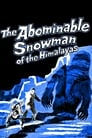 Poster for The Abominable Snowman
