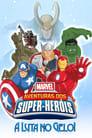 Aventuras dos Super-Heróis da Marvel: A Luta no Gelo