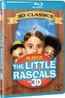 Poster for The Best of The Little Rascals in 3D