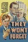 Poster for They Won't Forget