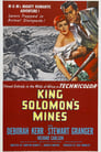 Poster for King Solomon's Mines