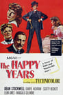 Poster for The Happy Years