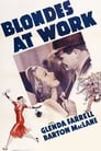 Poster for Blondes at Work