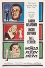 Poster for The World, the Flesh and the Devil